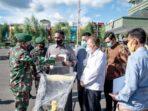 Upaya Peningkatan Kesejahteraan Masyarakat, Pangdam XVI/Pattimura Serahkan 20 Unit Handtraktor Bantuan Presiden RI